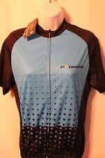 NWT PANDOOM Men's Short Sleeve Cycling Jersey Quick Dry MTB MEDIUM