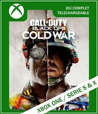 Call of Duty: Black Ops COLD WAR (Microsoft XBOX, 2020)