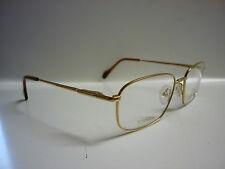 TITANIUM FULL RIM FRAMES GLASSES EYEGLASSES 403 GOLD REF: 1113