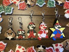 Super Mario inspired Disc Golf Bag Tags! (set of 5)