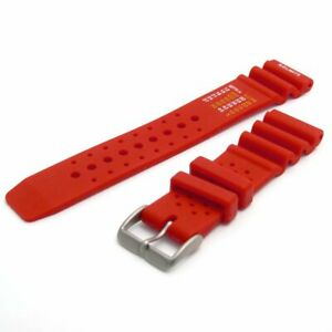 Rubber ND Limits Divers Watch Strap Band 18 20 22 24mm for Citizen Aqualand
