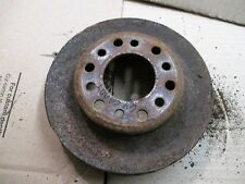 1964 cadillac 429 crank pulley two groove