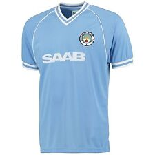 Manchester City Football Memorabilia Shirts (English Clubs)