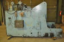 12,000# Rowe Coil Cradle-Straightener, Coil Handling, Planet Machinery #5165