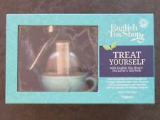 "ENGLISH TEA SHOP ""TREAT YOURSELF"" TEA FOR ONE GIFT SET"