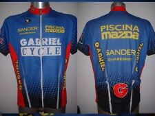 Vermarc Mazda Piscina Shirt Jersey Adult XL Cycling Cycle Bike Ciclismo Top