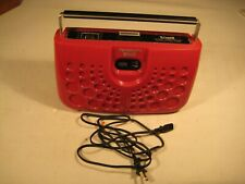 Panasonic Model Rs-833S Stereo 8-track portable player Ac/Dc/ 9-volt
