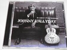 Johnny Hallyday - Le Coeur D'un Homme CD EXCELLENT