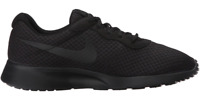 NIKE Men's Tanjun 812654 001 Black Running Casual Walking Shoes ----