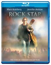 Rock Star 0883929259724 With Mark Wahlberg Blu-ray Region a