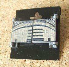 1923 2008 NY New York Yankees Yankee Stadium Final Season doors lapel pin #/250