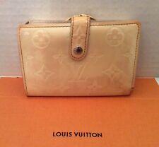 73f4e4004a8ce Louis Vuitton Porte Monaie Wallet Clutch Beige Vernis MI~~~~ Authentic  Vintage
