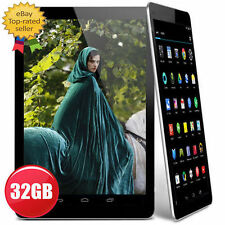 "10"" Inch 32GB Quad Core Dual Camera HDMI WIFI Google Android 5.1 Tablet PC UK"