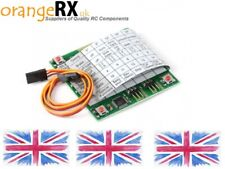 YEP ESC Programming Card for YEP & RotorStar ESC`S 7a 45a 80a 100a 120a orangeRX