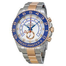 Rolex Yacht-Master II Steel and 18kt Rose Gold Mens Watch 116681WASO