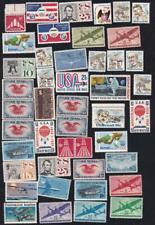 USA > wow > super Airmail variety lot x 45 > MNH/MH