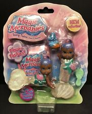 Vivid Imaginations Magic Merbabies Teeny Twins Violet & Heather New