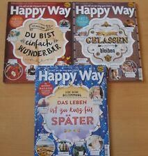 Happy Way. 2016-2020..