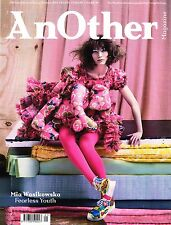 AnOther Magazine #26 MIA WASIKOWSKA Sasha Luss SASKIA DE BRAUW Amanda Murphy NEW