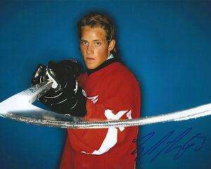 Joakim Andersson DETROIT RED WINGS Signed 8x10 Photo COA GFA