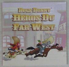 Bugs Bunny CD Héros du Far-West 1999