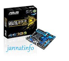 ASUS M5A78L-M Plus/USB3 DDR3 HDMI DVI USB 3.0 760G MicroATX Motherboard