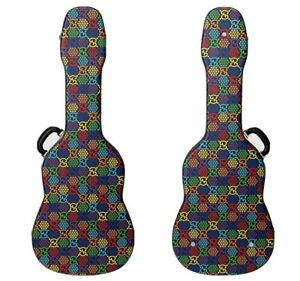 The Gucci GG Psychedelic Guitar Case Very Rare And Limited Edition.