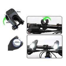 Universal Fahrradlampe Halter Halterung for Taschenlampe Lampenhalterung^TOP