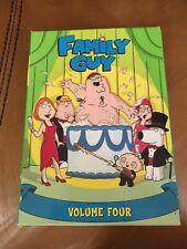 Family Guy - Volume 4 (DVD, 3-Disc Set)