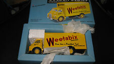 CORGI GOLDEN OLDIES 40th ANNIVERSARY  BEDFORD S TRUCK  WEETABIX LTD ED #19302