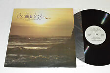 SOLITUDES Environmental Sound Experiences Volume 2 LP 1981 Dan Gibson Relaxation