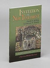 Invitation to the New Testament: Participant Book (A Short-term DISCIPLE Bible