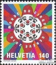 Switzerland 2156 fine used / cancelled 2010 circus world