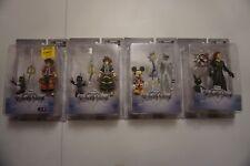Disney Kingdom Hearts Series 1 Action Figures Set of 4 BRAND NEW PERFECT BOX