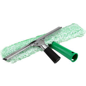 """Complete Window Cleaning Squeegee 14"""" and Washer Kit"""