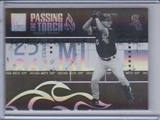 MAGGLIO ORDONEZ 2005 Donruss Elite Passing the Torch Black #14/50 #PT-19 (C2850)