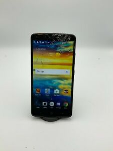 ZTE N9560 Max XL 16GB 13MP Boost Mobile Clean ESN - Black 4379