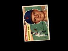 1956 Topps 216 Jerry Schoonmaker RC EX #D960219
