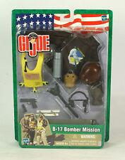 "GI JOE  B-17 Bomber Mission 12""  HASBRO  G. I. Joe"