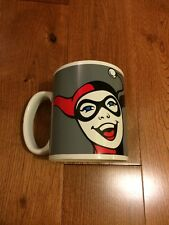 Batman Harley Quinn Mug Cup Limited Edition New Rare Cup DC Comics