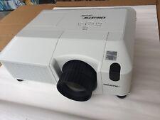 Christie LWU420 LCD WUXGA Projector 1080p Full HD 4200 lumens 40hrs