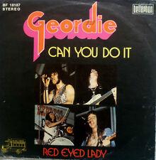 "7"" 1973 ROCK & KULT VG+++ ! GEORDIE : Can You Do It"
