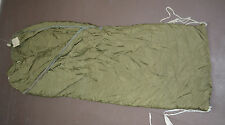 Used Canadian military 1 piece Cold weather outer arctic sleeping bag ( #O-15 )