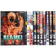 BLAME! Vol.1-10 Comics Complete Set Japan Comic F/S