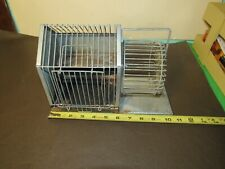 Vintage Gerbil Hamster Mouse Exercise Wheel Cage