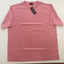 New Gionfriddo Men's T-Shirt Pink XL