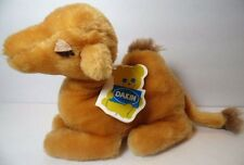 VINTAGE 1978 R. DAKIN & CO DAKIN BEAN BAGS OMAR CAMEL Plush ANIMAL ORIGINAL TAG