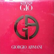 Giorgio Armani Acqua Di, 100ml EDT Mens Spray Perfume,50ml after shave balm,