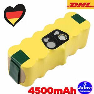 Batterie für iRobot Roomba 500 600 700 800 595 620 630 650 660 790 780 880 4.5Ah