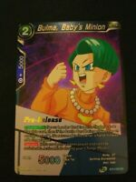 secret evolution bt2-111 r-vf ♦ dragon ball super ♦ cooler